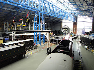 ヨークの鉄道博物館