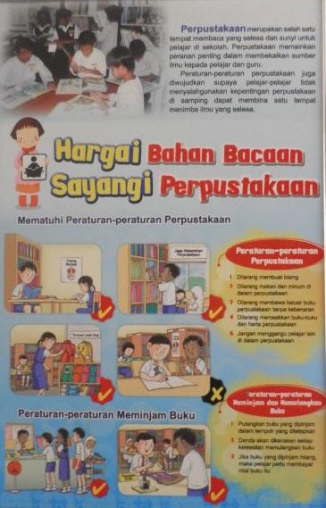 Pusat Sumber Sekolah Peraturan Pusat Sumber Sk Bangsar