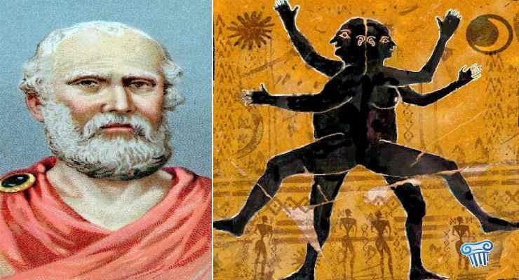 Ο Πλατωνικός Μύθος του 'Άλλου Μισού' δια στόματος Αριστοφάνη