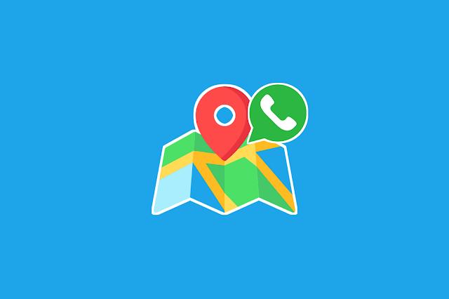 Cara Berbagi Lokasi Di Whatsapp Dengan Mudah