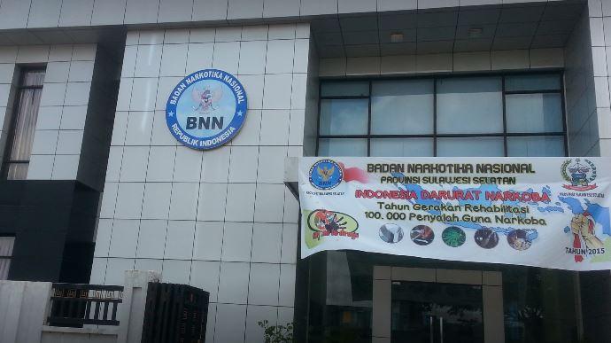 Alamat Lengkap dan Nomor Telepon BNN Kabupaten/Kota Se-Sulawesi Selatan