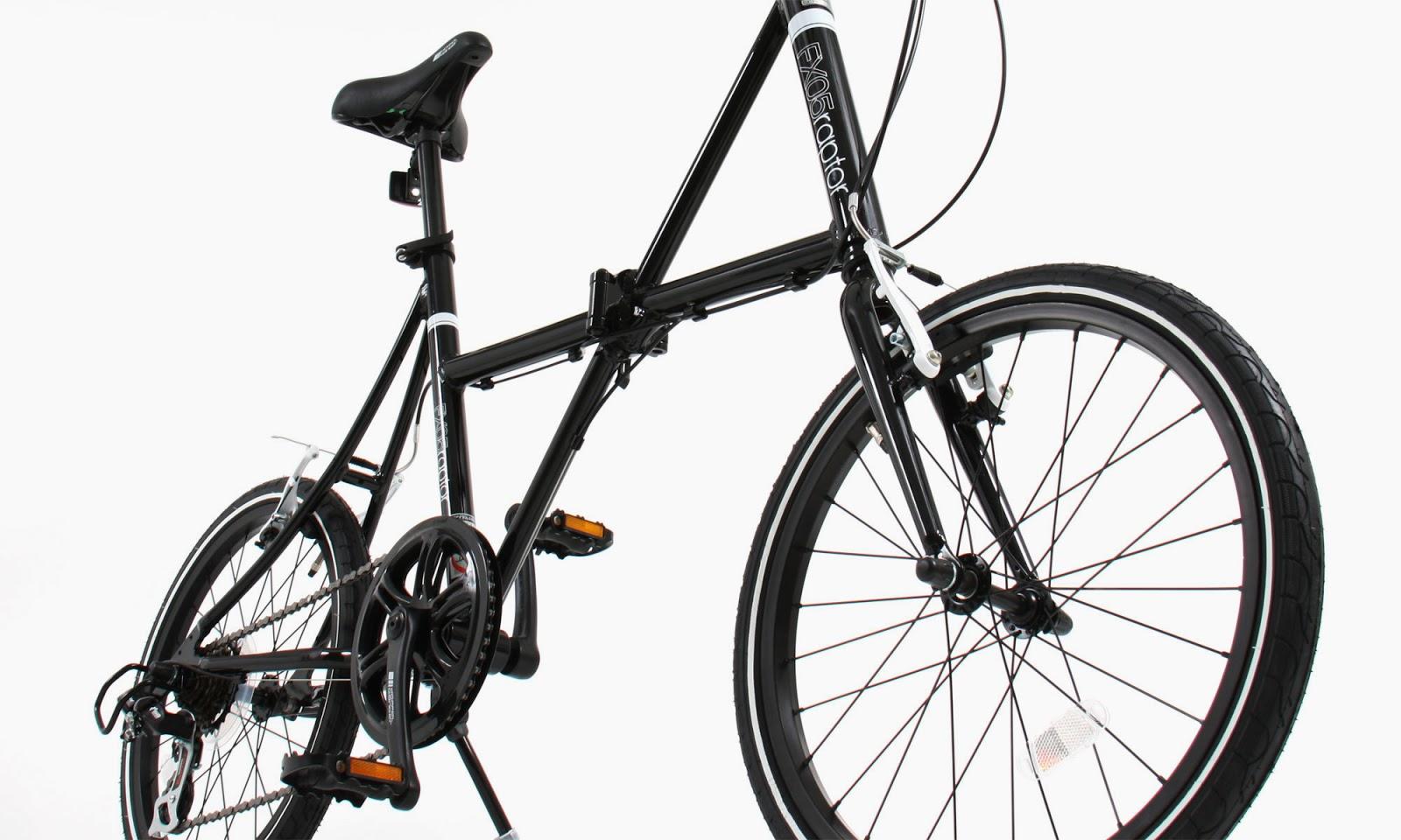Tokosarana Jakarta Jatinegara Sepeda Lipat Doppelganger Fx05 Raptor 20 Inci