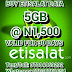 Low-Cost Data Bundle - Get Etisalat 5GB Data For Just N1,500 or 10GB For N2,500 With 30 Days Validity