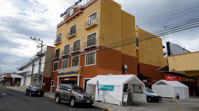 PCR Test Center San Miguel