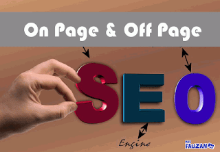 Teknik seo On page dan off page