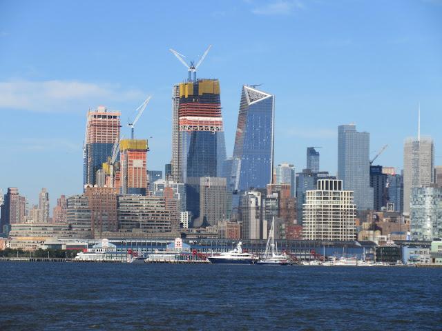 Skyline de Manhattan, Hoboken, Nueva Jersey, NY, Elisa N, Blog de Viajes, Lifestyle, Travel
