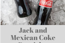 Jack and Mexican Coke Popsicles