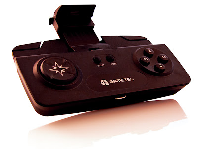 Gametel mostra controle Bluetooth para Android 1