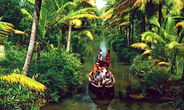 Kerala Tour Package From Gujarat