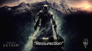 Resurrected Reborn people