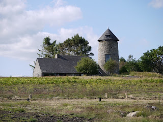 Le moulin de Cojoux, à Saint-Just (35)