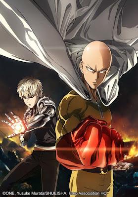 One Punch Man 1ª,2ª Temporada Dublado + OVAS Via Google drive MP4