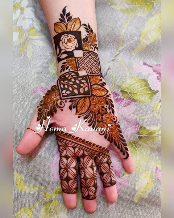 65 Fresh And Latest Mehndi Designs To Try In 2020 Bling Sparkle