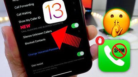 تحديث iOS 13 - تعرف على ميزة حظر المكالمات المزعجة