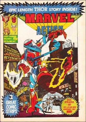 Marvel Action #6