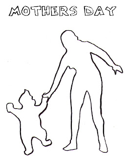 Mother's Day Cards For 2012: Mothers Day Coloring Pages