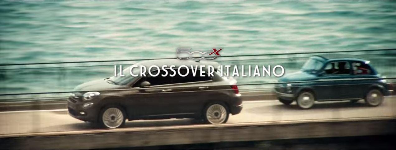 Canzone Pubblicità Fiat 500x Volare | Spot 2015