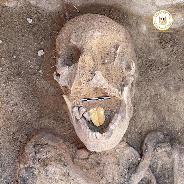 Graeco-Roman burials found at Egypt's Taposiris Magna