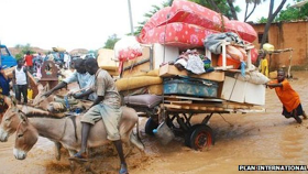 Flood kills Nine children as several houses collapse in Niger