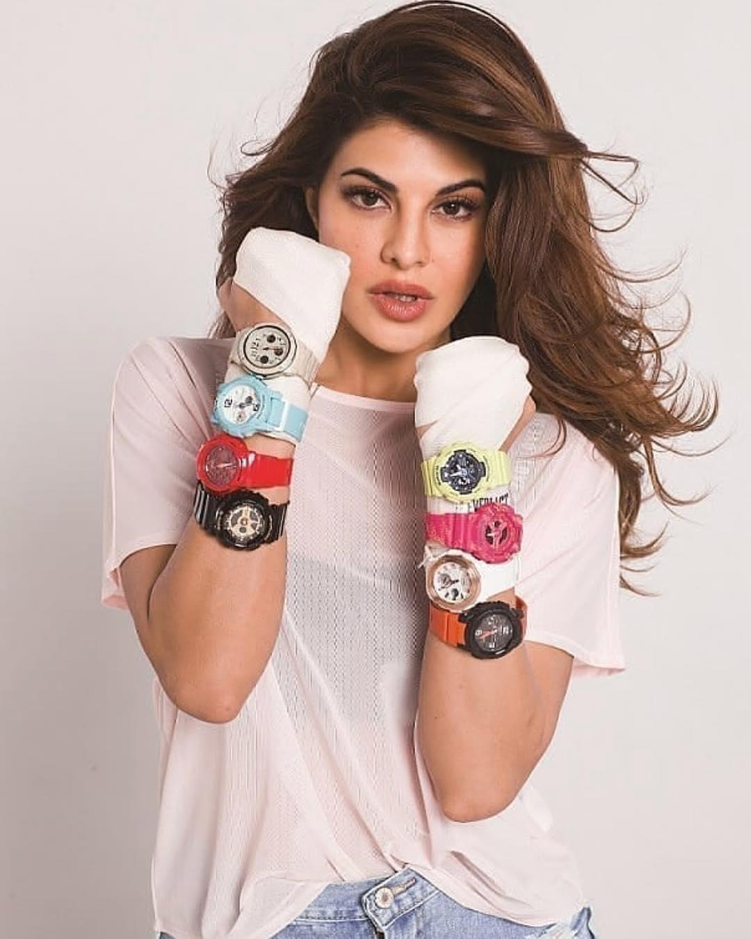 Jacqueline Fernandez hot boxing pic