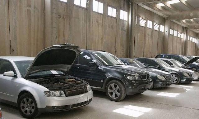 Μεγάλη δημοπρασία ετοιμάζει η ΑΑΔΕ!! Ξεπουλάνε: Μεταχειρισμένα αυτοκίνητα από 300 ευρώ… (ΕΙΚΟΝΕΣ)
