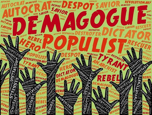 Demagogia y Populismo