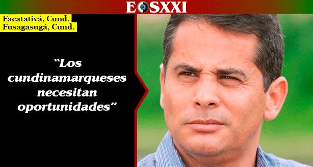 Carlos Ferro quiere volver a trabajar en el Congreso