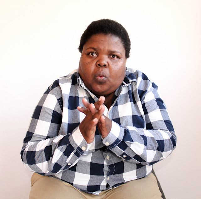 Local Comedienne Receiving All The Right Attention @Khanyisa_Bunu @BluBloodSA
