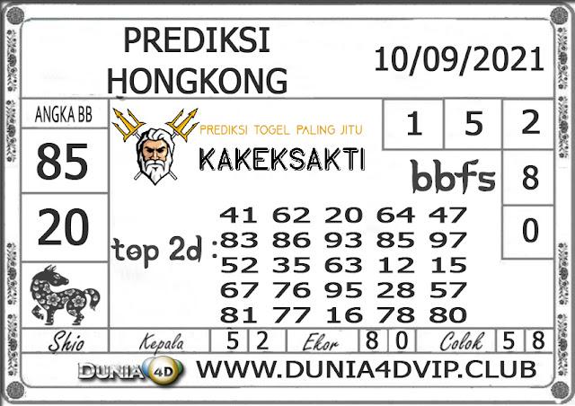Prediksi Togel HONGKONG DUNIA4D 10 SEPTEMBER 2021
