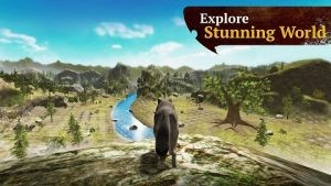 The Wolf MOD APK 1.3.7 Multiplayer RPG Open World