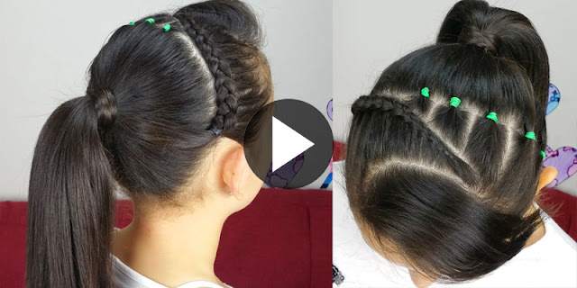 DIY - How To Make Braid Headband Hairstyle, See Tutorial