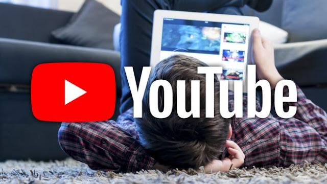 problemas con las leyes de proteccion infantil con youtube.