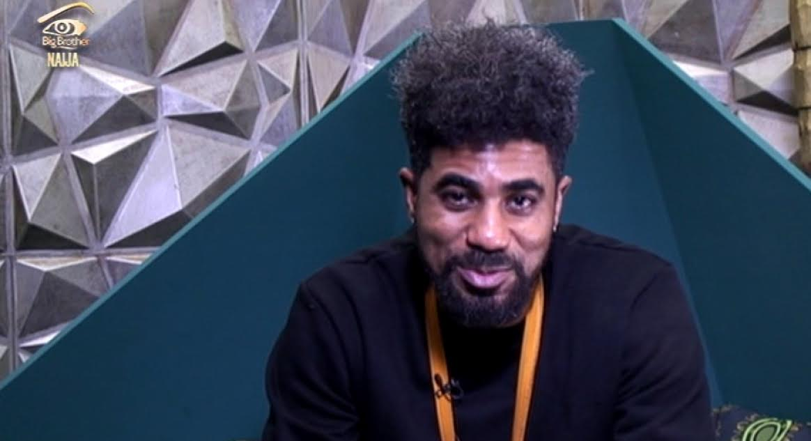 BBNaija: Finally,  Thin Tall Tony Has Been Evicted From Big Brother Naija