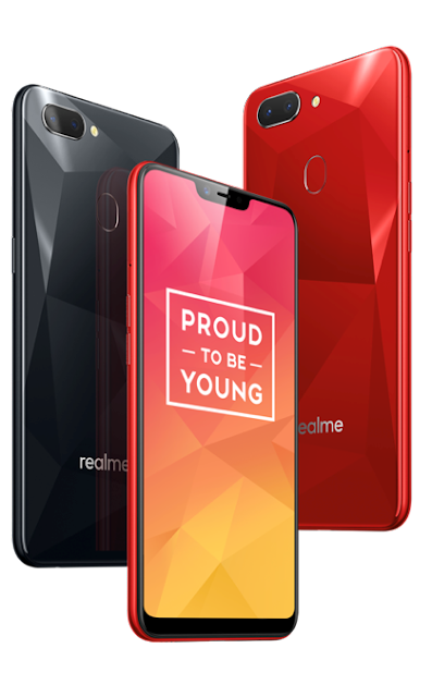 Realme 2 Specification