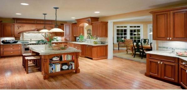 How to Clean Linoleum Kitchen Floor