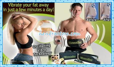 Jual Vibroaction Slimming Belt Murah - Sabuk Pelangsing Getar