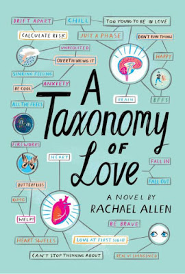 Book Review: A Taxonomy of Love by Rachael Allen