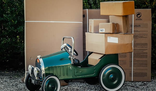Reduce Stress when Moving House with our Easy Tips