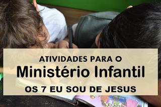Ministério Infantil Atividades