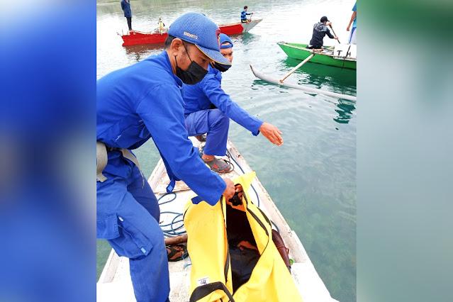 Pemancing yang hilang di Perairan Alas ditemukan meninggal