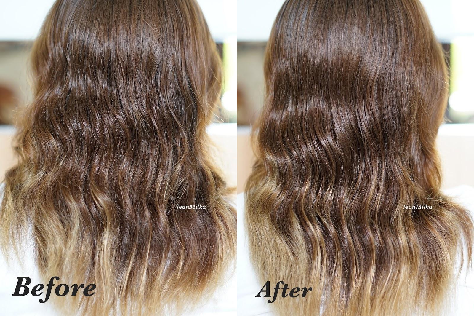 Rambut Sehat Lembab Dan Lembut Dengan Ellips Hair Vitamin Pro Keratin Review Jean Milka