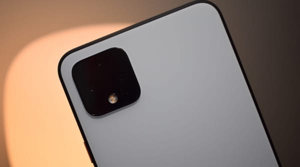 Google will soon support Pixel 4 phones to record 4K video at 60 fps