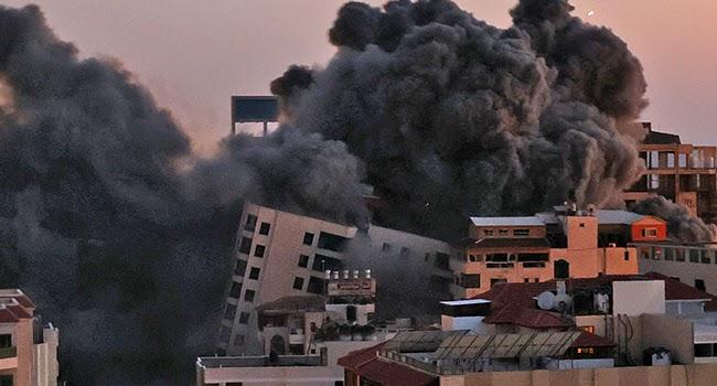 Five Members Of Gaza Family Die In Israeli Strike