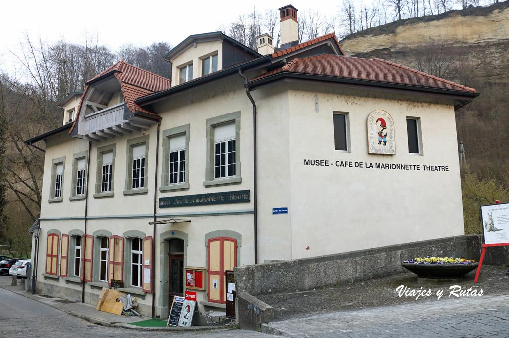 Museo de la Marioneta de Suiza, Friburgo