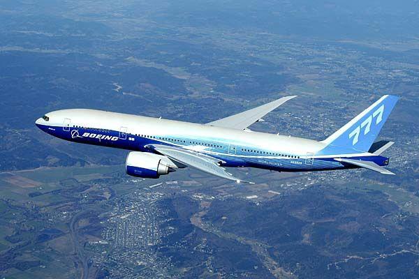 Gnanam's Tech Precinct: Airbus A340-600 vs Boeing 777-300ER