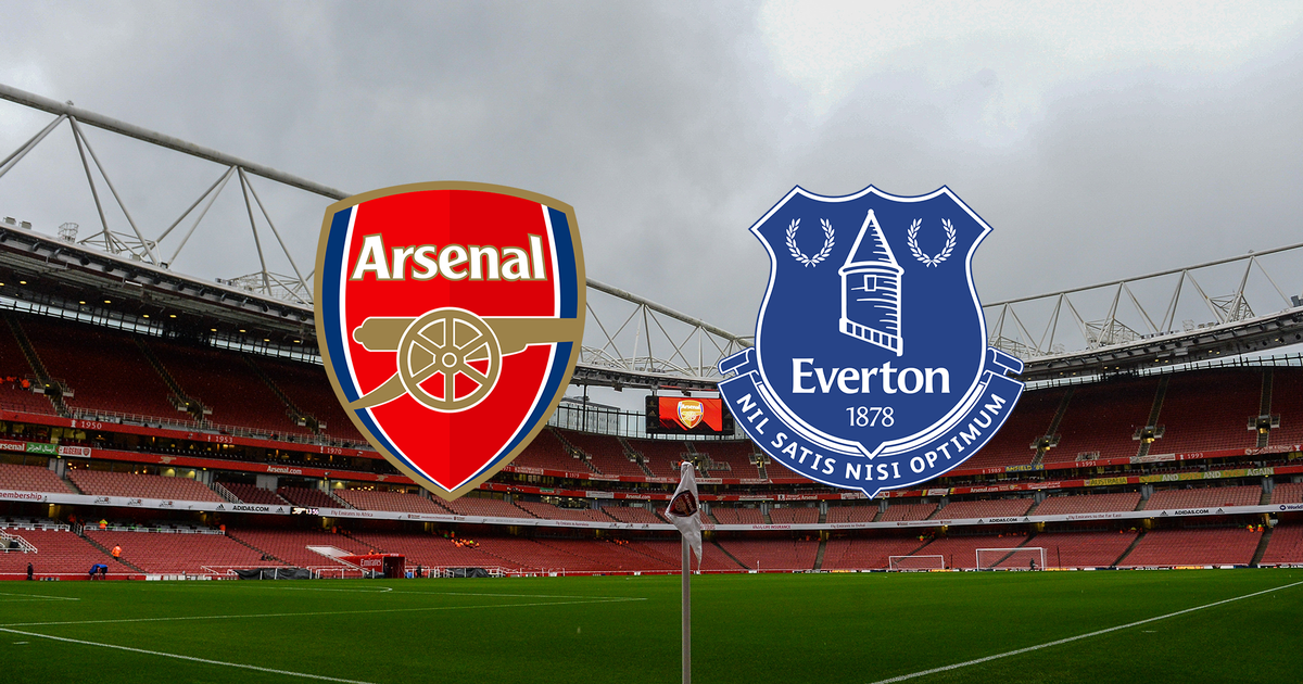 EVERTON VS ARSENAL: HOW AND WHERE TO WATCH THE MATCH ONLINE LIVE