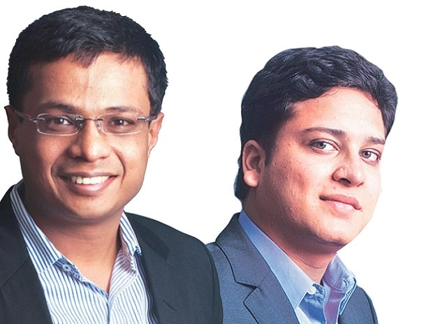 Biography of Sachin Bansal and Binny Bansal - Founder of Flipkart