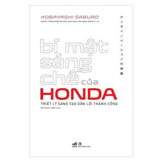 Bí Mật Sáng Chế Của Honda ebook PDF-EPUB-AWZ3-PRC-MOBI
