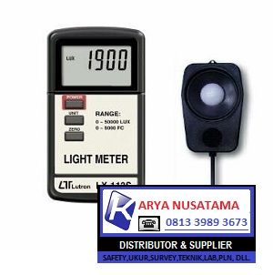 Jual LX-113S Digital Light Meter Asli di Medan