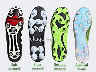 Pilihan Telapak (Sol) Sepatu Sepak Bola